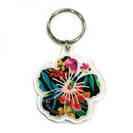 Customized Acrylic Key Holder - Customized Acrylic Key Holder