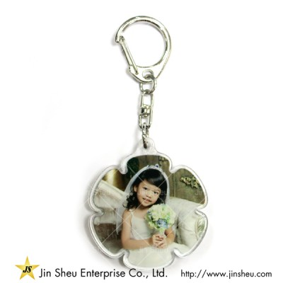 Cheap Acrylic Keyring Manufacturer