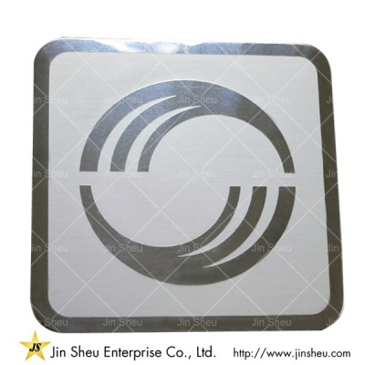 Personalized Metal Coasters - Personalized Metal Coasters