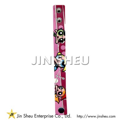 The Powerpuff Girls PVC Wristband - The Powerpuff Girls PVC Wristband