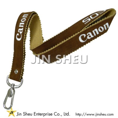 Leather Lanyard - Leather Lanyard