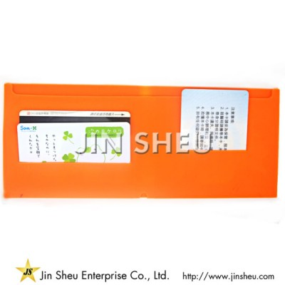 Silicone Business Card Cases - Silicone Business Card Cases