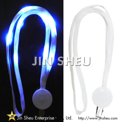 Custom Made LED Lanyards - Custom Made LED Lanyards