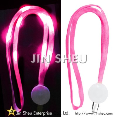 Customized LED Lanyards - Customized LED Lanyards