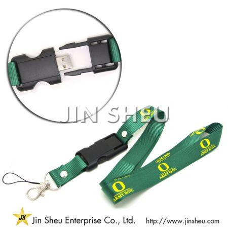 USB Neck Strap - USB Neck Strap