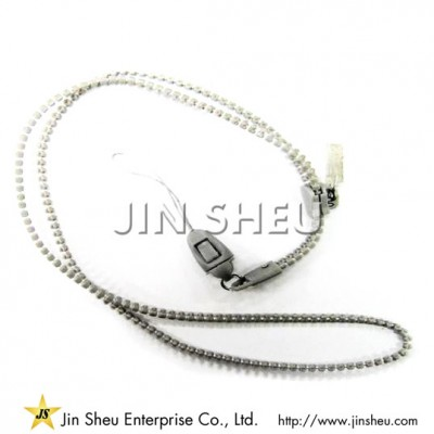 Zipper Lanyards Supplier