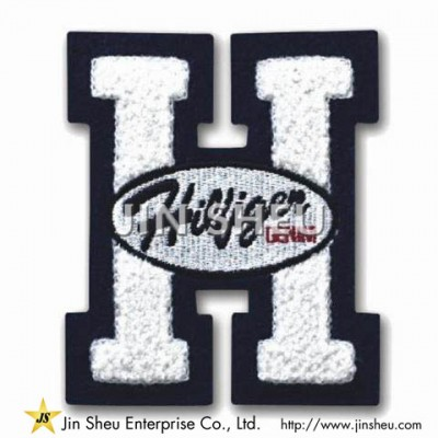 Personalized Chenille Patches - Personalized Chenille Patches