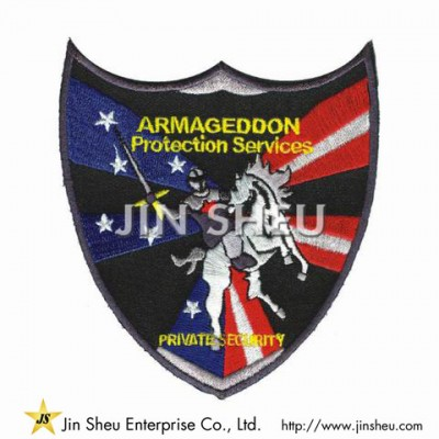 Promotional Embroidery Patches