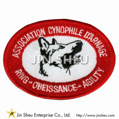 Embroidery Patches Manufacturer