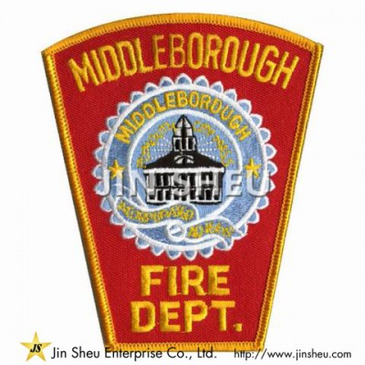 Custom Made Fire Dept. Patches - Custom Made Fire Dept. Patches