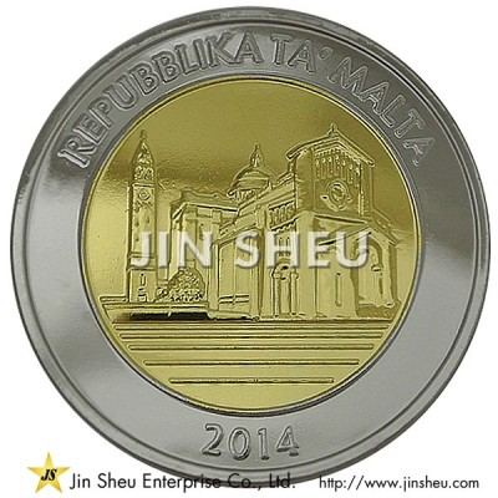 Custom Silver Coin