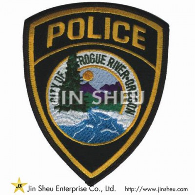 Customized Police Patches
