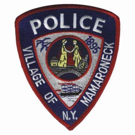 Iron On Police Patches - Iron On Police Patches