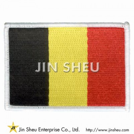Custom Made National Flag Patches - Custom Made National Flag Patches