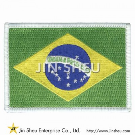 Embroidery National Flags - Embroidery National Flags