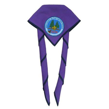 Custom Made Neckerchiefs - Boy Scout Neckerchiefs