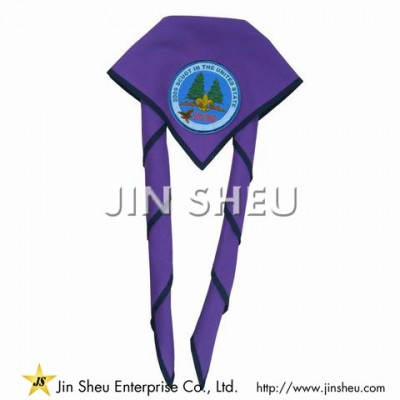 Custom Made Neckerchiefs - Boy Scout Neckerchiefs