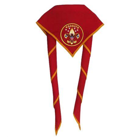 Customized Neckerchiefs - Girl Scout Neckerchiefs