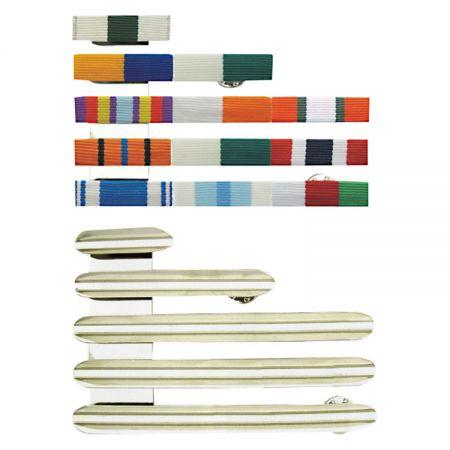 Custom Medal Ribbon Bars - Custom Medal Ribbon Bars