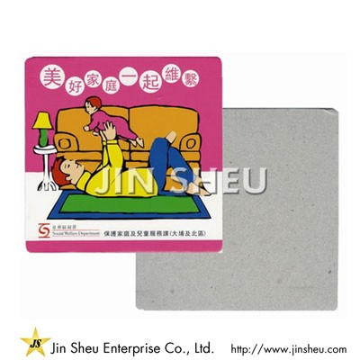 Customized Cardboard Coaster - Customized Cardboard Coaster