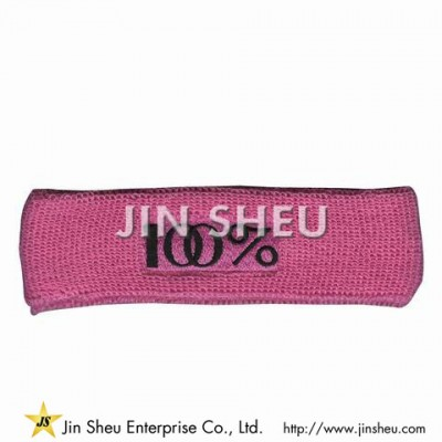 Personalized Embroidery Headbands - Personalized Embroidery Headbands