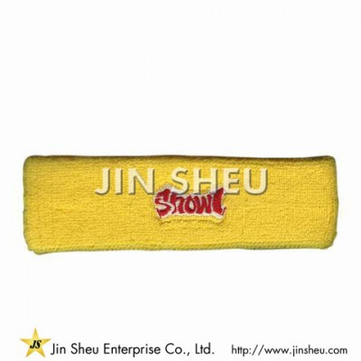 Embroidered Sport Headbands - Embroidered Sport Headbands