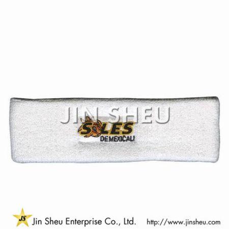 Sport Embroidery Headbands - Sport Embroidery Headbands