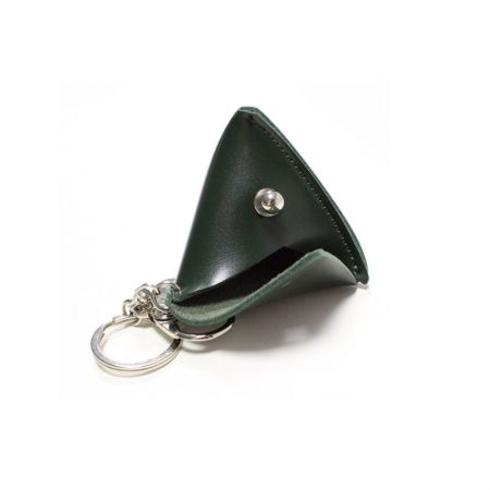 Triangle cone shape coin wallet
