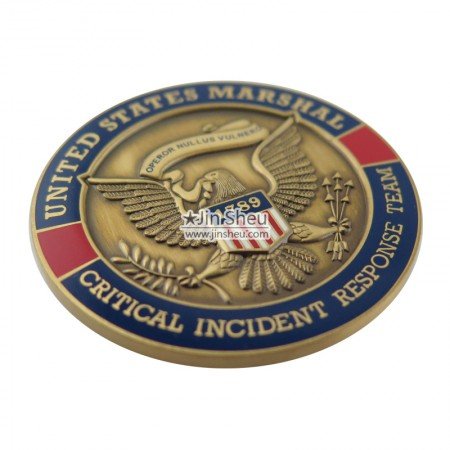 US Marshal Coins