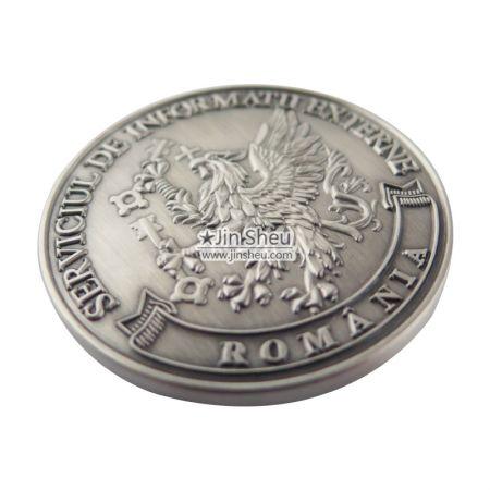 Antique Finish Coins