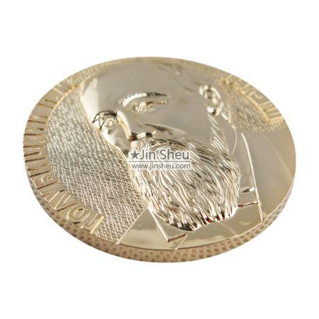 Mirro Effect Coins