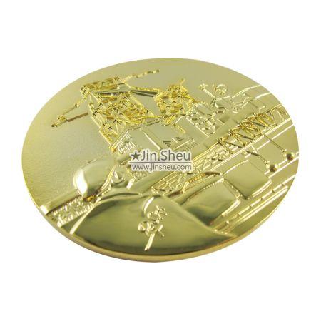 Custom Made Proof Coins