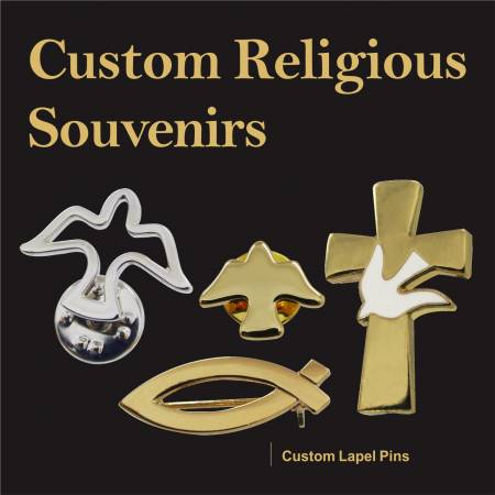 Custom Religious Souvenirs - Personalized church gifts