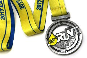 Custom Virtual Run Medals