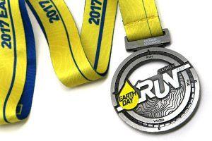 Custom Virtual Run Medals