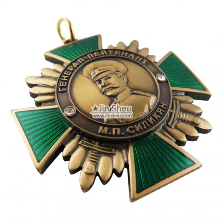 Zinc Alloy Medals & Medallions - Customized Medals and Medallions