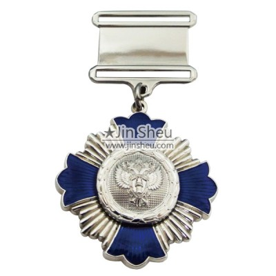 personalized metal award medals