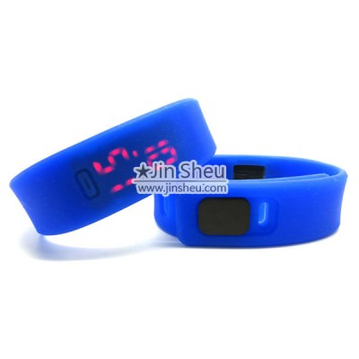 Digital Touch Screen Silicone Sport Watch - Digital Touch Screen Silicone Sport Watch
