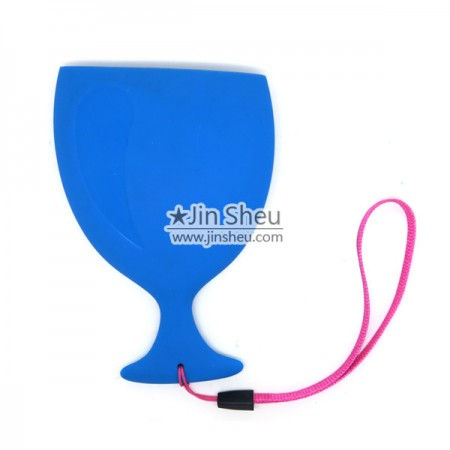 Silicone Flat Travel Drinking Cup - Flat Cup Silicone Portable Cup