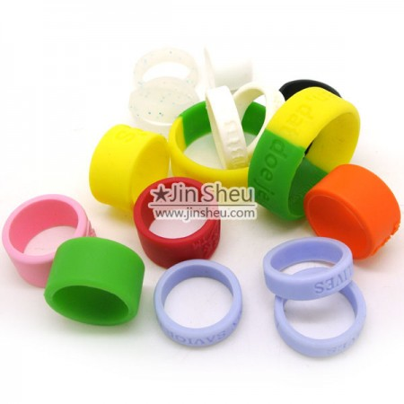 Silicone Rings - Flexible and Durable Finger Rings
