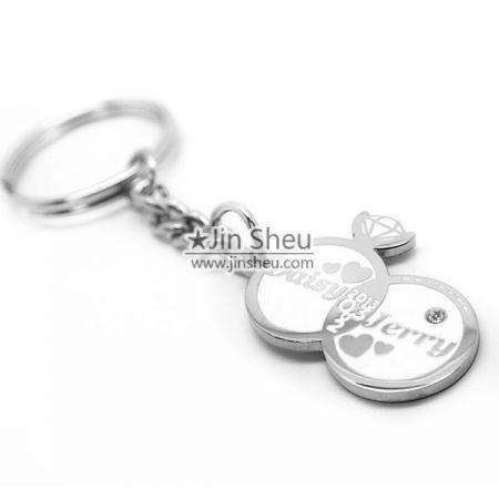 Custom Wedding Keychains - custom wedding keychains