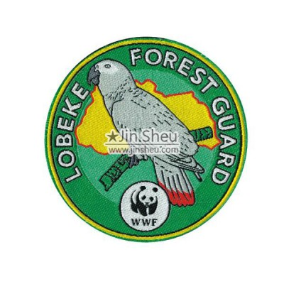 Woven Patches/ Woven Cloth Badges - Custom Woven Patch