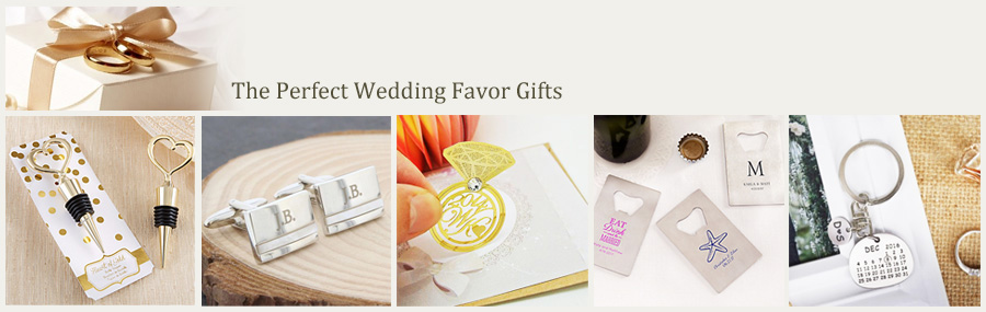 Novelty Custom wedding Favor Gifts