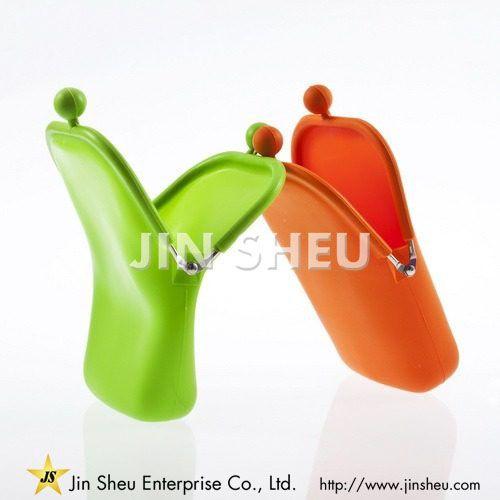 silicone coin purse mouth