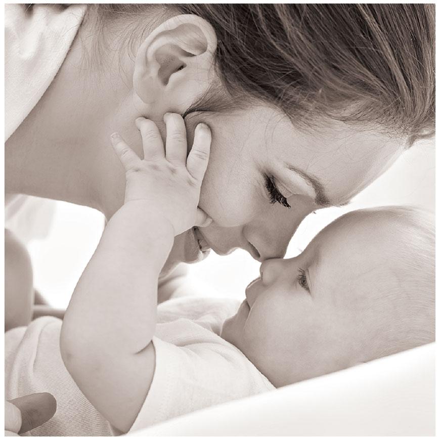 Aidez les parents à faire grandir leur bébé en bonne santé et en toute sécurité.