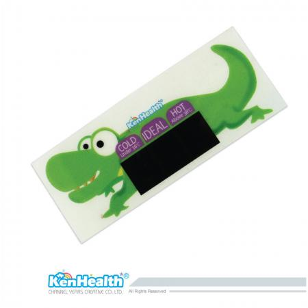 Bath Thermometer Sticker (Crocodile)