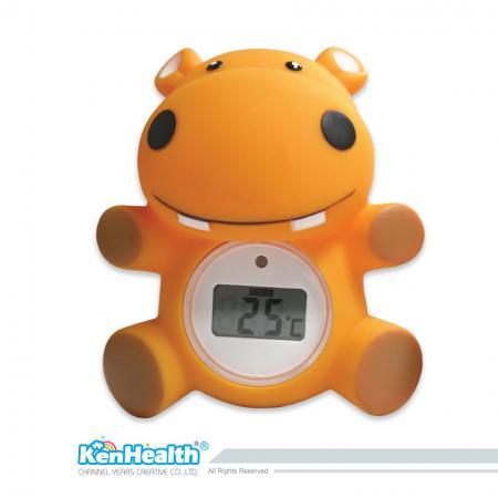 Thermomètre de bain électronique