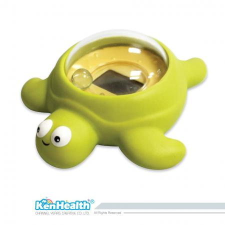 Thermomètre de bain bébé tortue - L'excellent outil de thermomètre pour préparer la bonne température de bain, apporte un plaisir de bain sûr et pour les bébés.