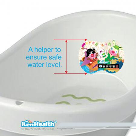 A helper to ensure safe water level