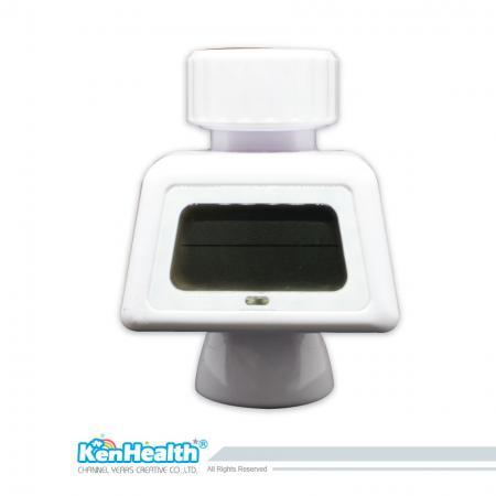 Thermomètre de robinet - L'excellent outil de thermomètre pour préparer la bonne température du bain, apporter un bain sûr et amusant pour les bébés.